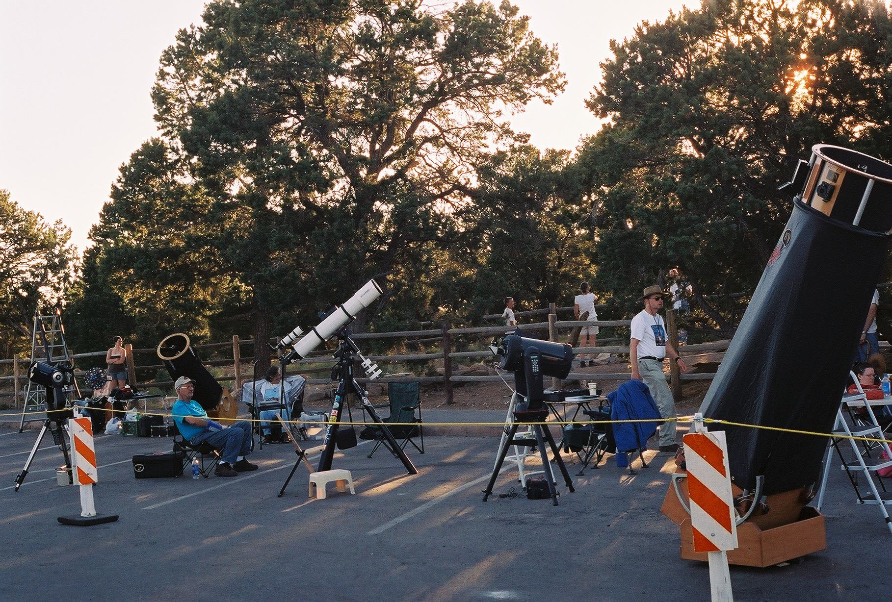Grand Canyon Star Party, 2006